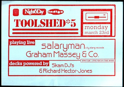 Toolshed (Live) - Night & Day, Manchester, England