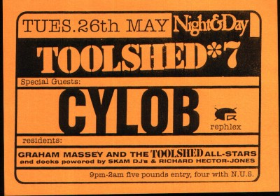 Toolshed (Live) - Night & Day, Manchester, England (feat. Cylob)