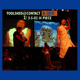 Fri 03 :May - Toolshed (Live) - Bollywood Toolshed - Contact Theatre - Manchester