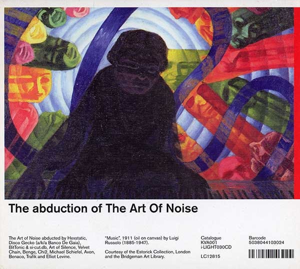 Various - Abduction of The Art Of Noise