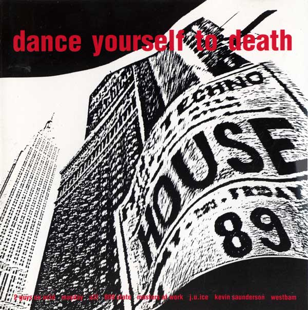 Various - Dance Yourself To Death
