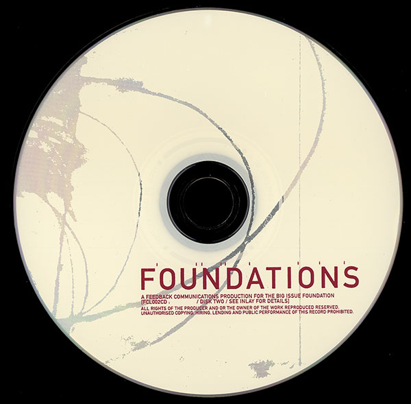 Various - Foundations: Coming Up From The Streets