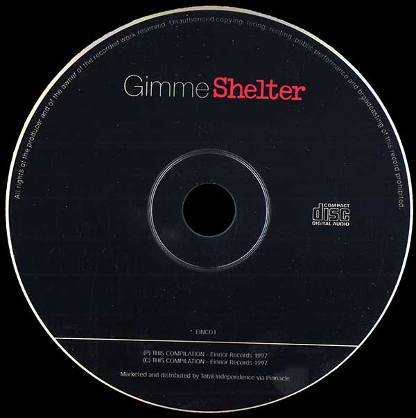 Various - Gimme Shelter