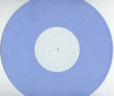 "Frankie Goes To Hollywood - Two Tribes (808 State Mix) - UK 10"" Single - Blue Vinyl"