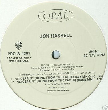 Jon Hassell - Voiceprint (Blind From The Facts)