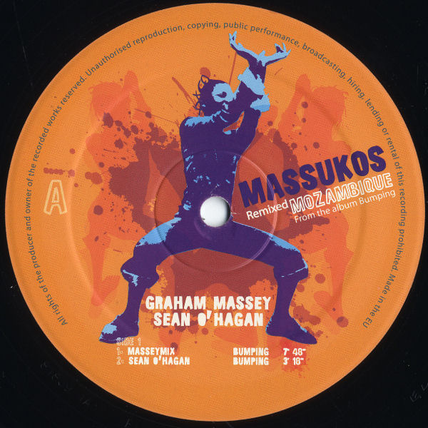 Massukos - Remixed Mozambique