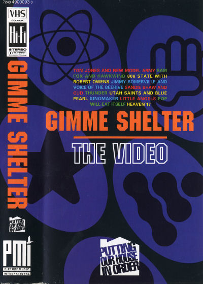 Gimme Shelter - The Video