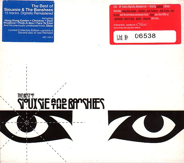 Siouxsie And The Banshees - The Best Of Siouxsie And The Banshees