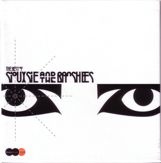 The Best Of Siouxsie And The Banshees - Reissued Boxset - UK 2xCD / DVD - Front
