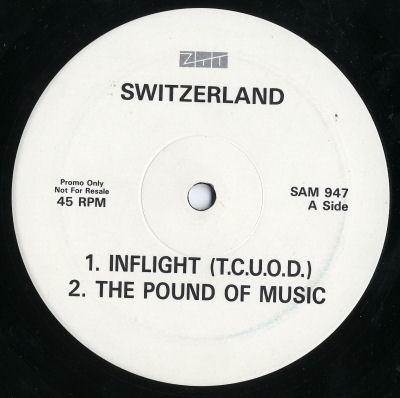 Switzerland - Inflight (The Correct Use Of Dope)