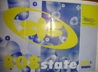 808 State Live - Castlefield Arena, Manchester, England