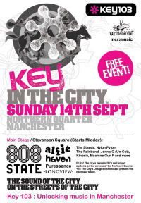 In The City Flyer