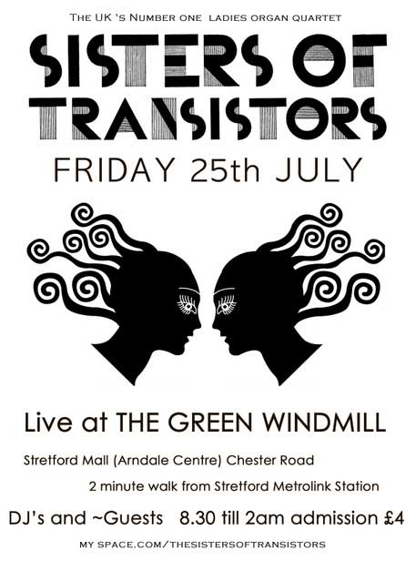 SOT at Green Windwill flyer