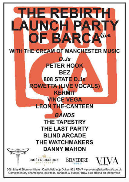 30 May 2013 flyer Barca