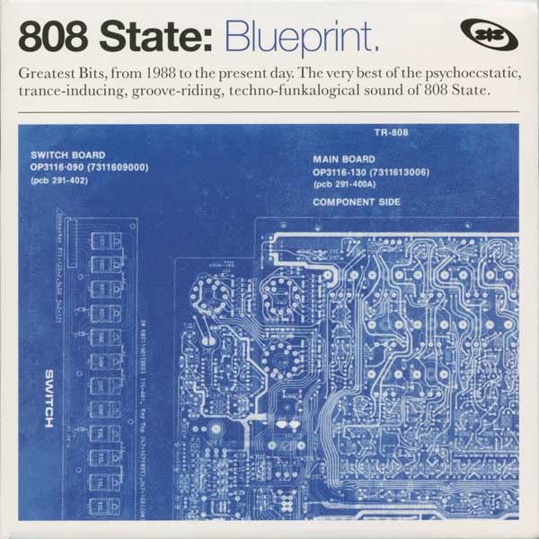 808 state blueprint the best of 808 state malvernweather Choice Image