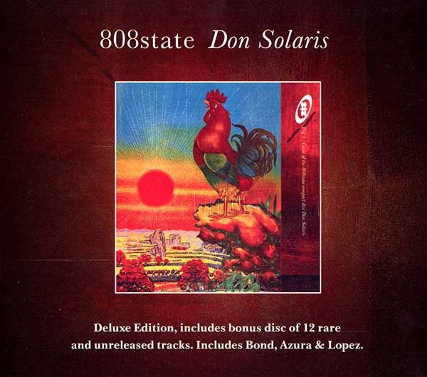 808 State - Don Solaris Deluxe Edition