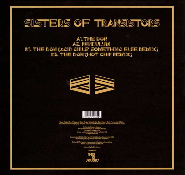 Sisters Of Transistors - The Don / Pendulum