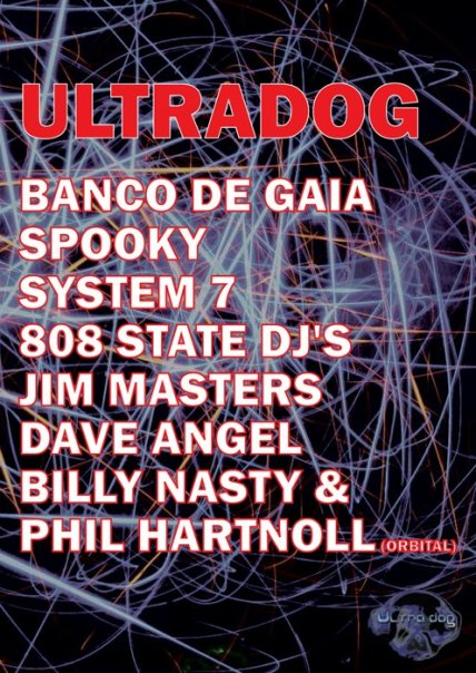 Ultradog flyer - dlick for back