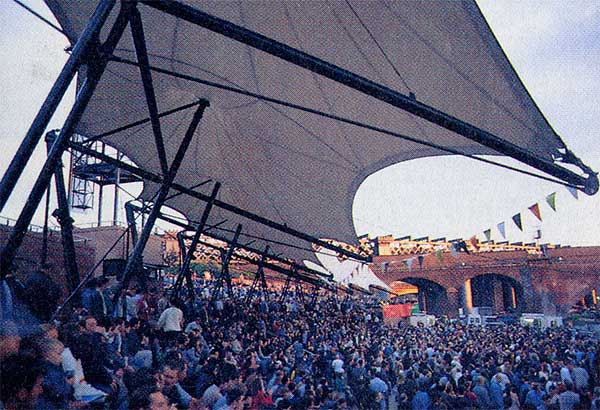 808state Live At Castlefield Arena Manchester 21 July 1996